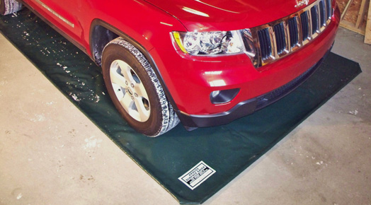 floor flooring pinterest mats tiles mat best on garage images
