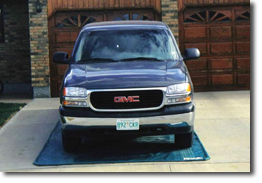 Garage Floor Mats for Trucks